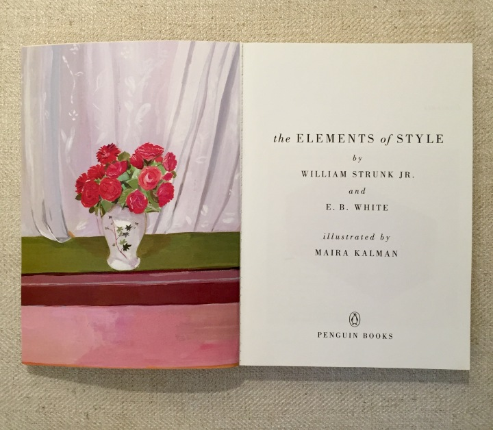 Elements of Style_onthresholds