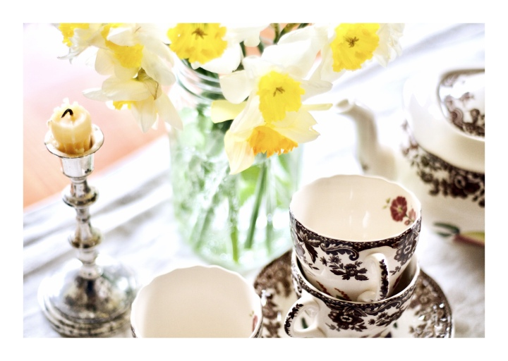 daffodils and tea cups_onthresholds