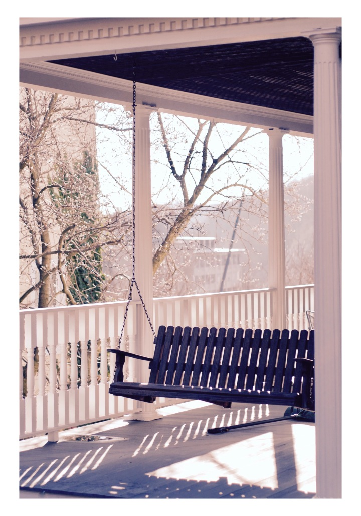 onthresholds_porch swing in OEC