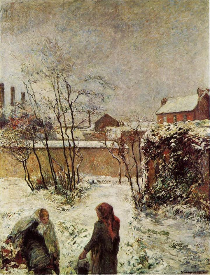 Onthresholds_the garden in winter_Gauguin_IMG_0171